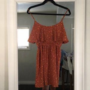 Dresses & Skirts - Short patterned dress